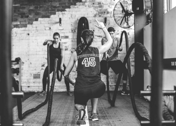 ROAD TEST: F45 FUNCTIONAL TRAINING