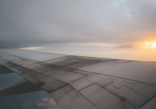 Airplane Jay Mantri travel
