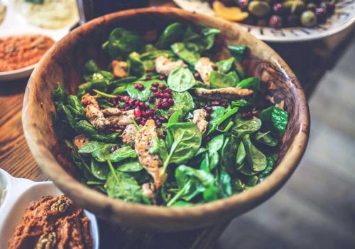 Healthy Food delivery Services