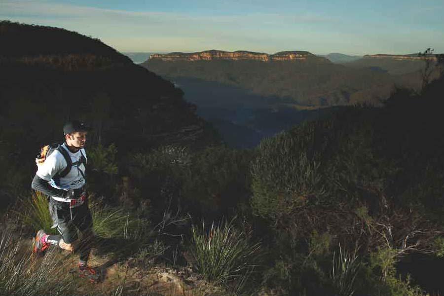 Endurance Race Ben Lucas