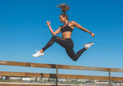 MY FIT LIFE: LIBBY BABET
