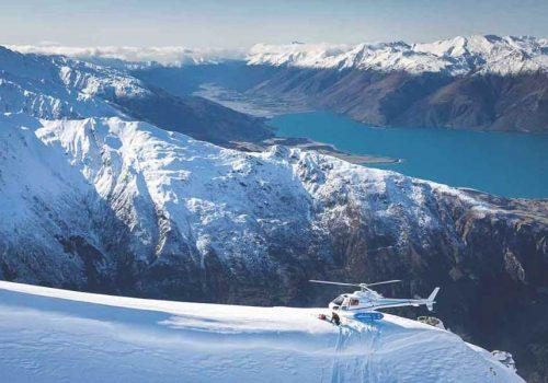 New Zealand Heli-Skiing