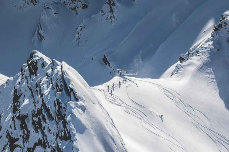 Southern Lakes NZ Heli Skiing