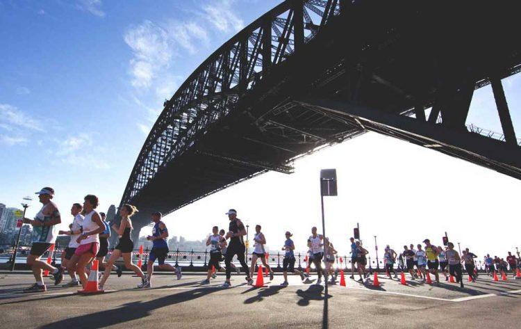 Sydney Running Festival by Craig Golding