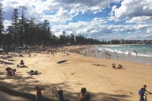 Manly-Beach, Sydney
