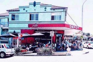 THE DEPOT Sydney-Cafe