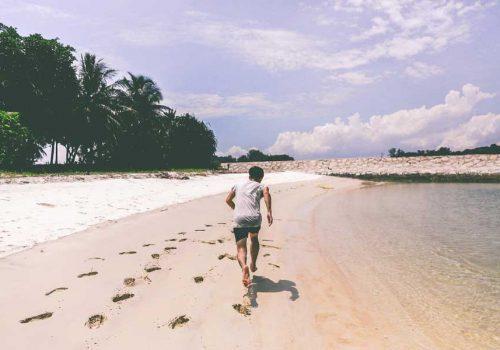 Beach Running. Image: Pixabay