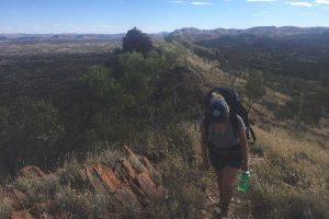 Larapinta Trail, Photo: Harriet McCready