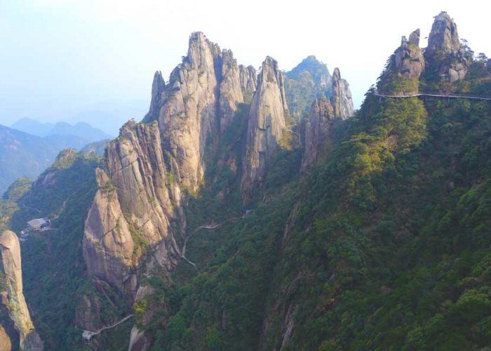 OUR PICK OF THE BEST HIKES IN SOUTH EASTERN CHINA