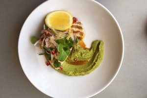 Fish of the Day at Sandbar Cafe Caloundra