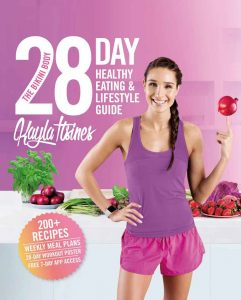 Kayla Itsines healthy Recipes