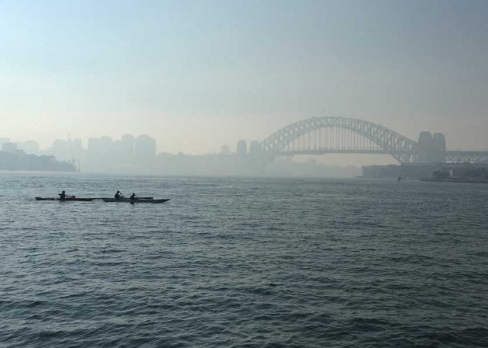 FORGET FERRIES, HERE'S HOW TO EXPLORE SYDNEY BY KAYAK