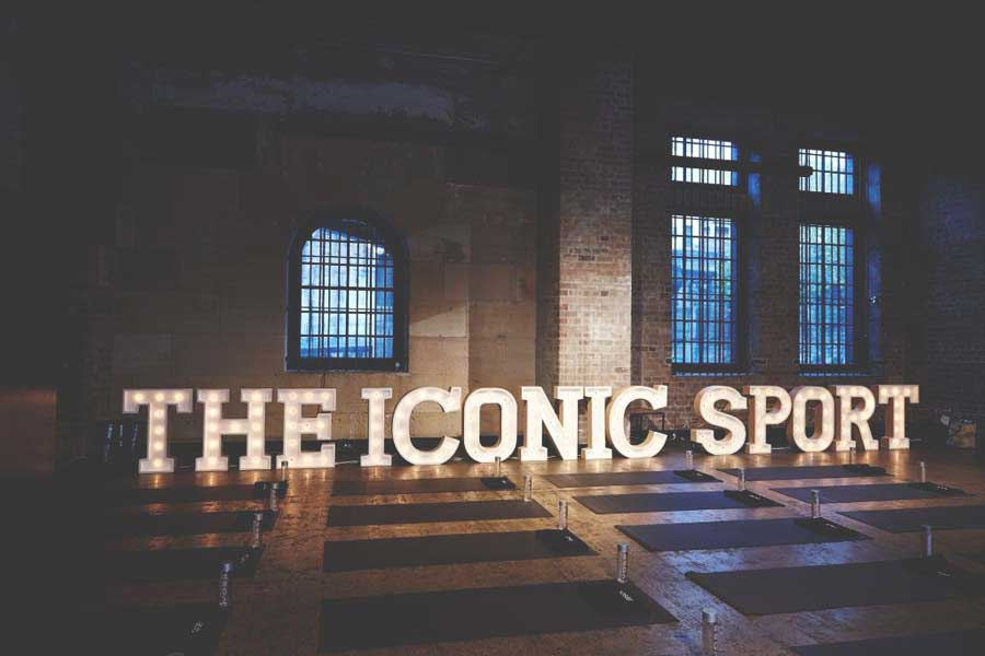 THE-ICONIC SPORT CHALLENGE