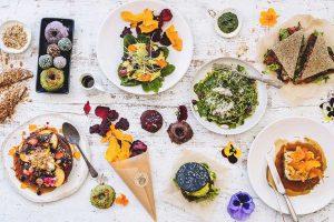 Healthy eating vegan sydney