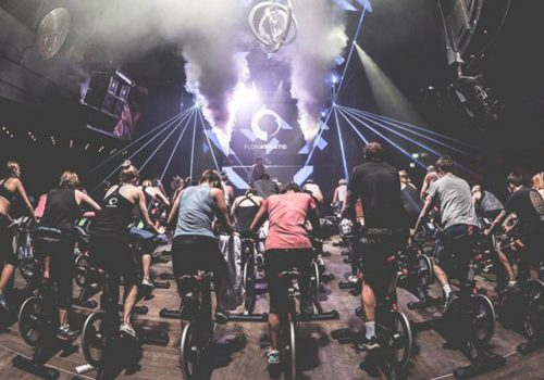 Nightclub Spin Flow Athletic Sydney