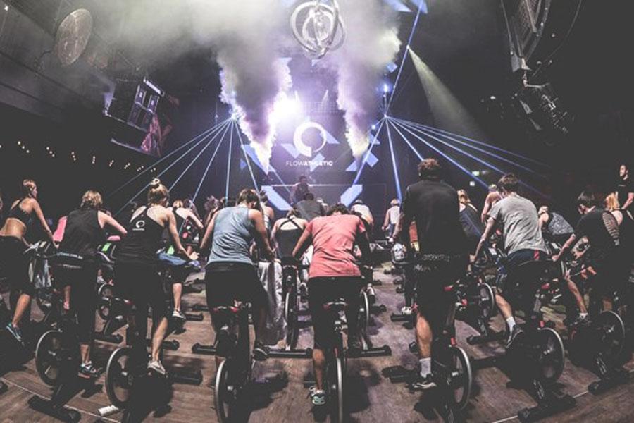 Nightclub Spin Flow Athletic Sydney