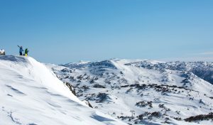 Perisher Resort, Kosciuszko NP. Image NSW National Park