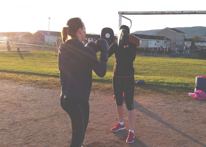 REVIEW: MEFIT OUTDOOR BOOTCAMP, SUTHERLAND