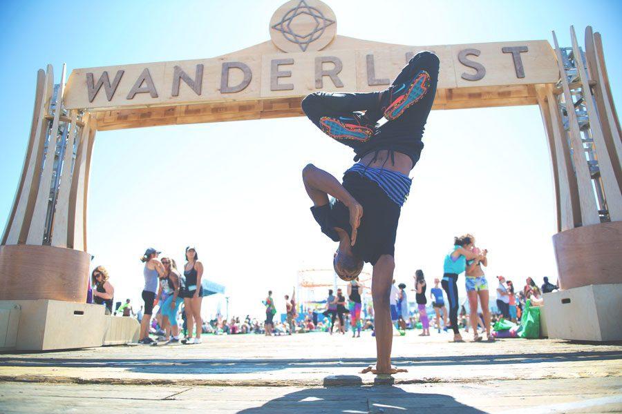 Yoga Festival Sydney Wanderlust