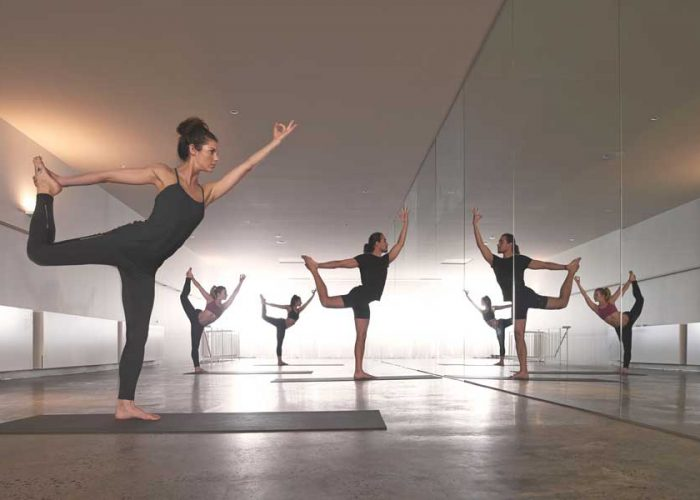 MELBOURNE'S BEST (AND MOST 'GRAMMABLE) YOGA STUDIOS