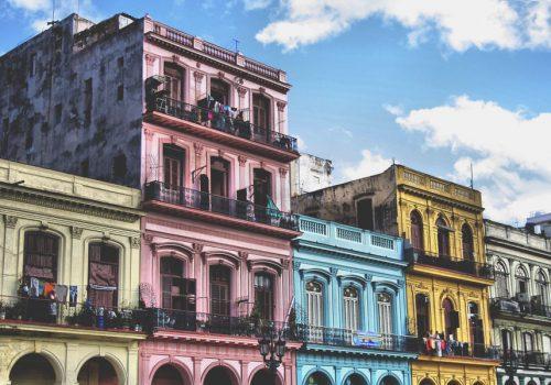 How to get active in Cuba