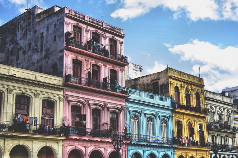 How to get active in Cuba