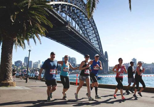 Sydney running races and fun runs