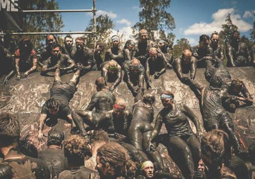 Obstacle races Sydney tough mudder