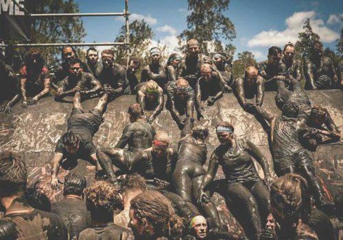 Obstacle races Sydney tough mudder