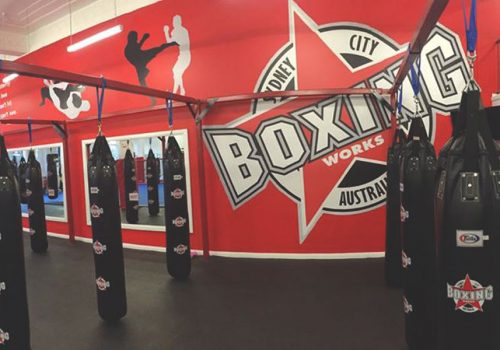 Where to box in Sydney