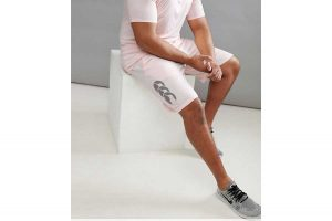 Men's activewear in Pink