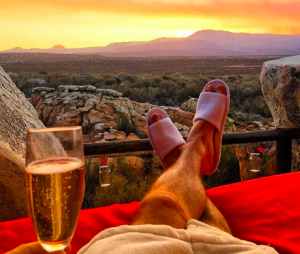 Luxury camping South Africa