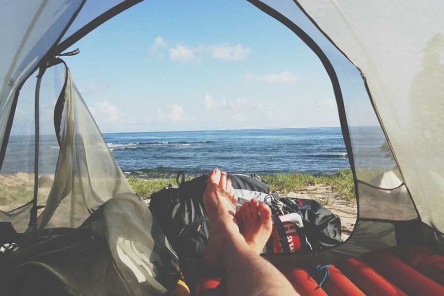 THE 5 BEST BEACH CAMPING SPOTS NEAR SYDNEY