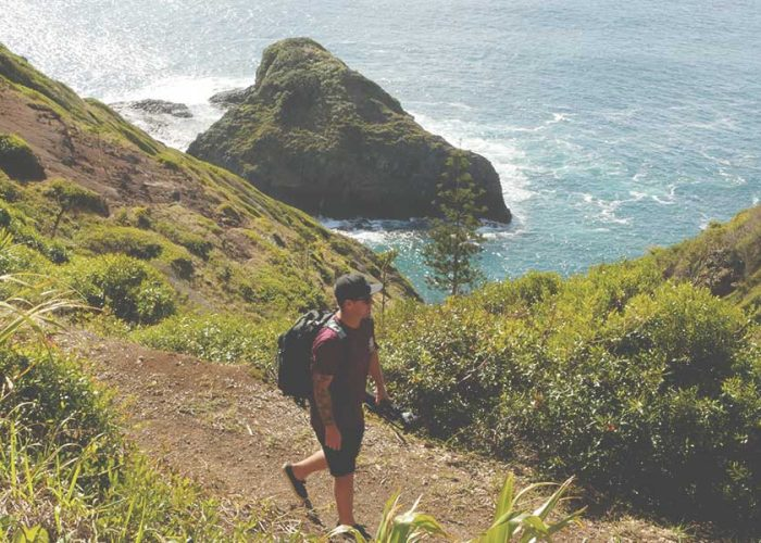 A FITNESS GUIDE TO NORFOLK ISLAND