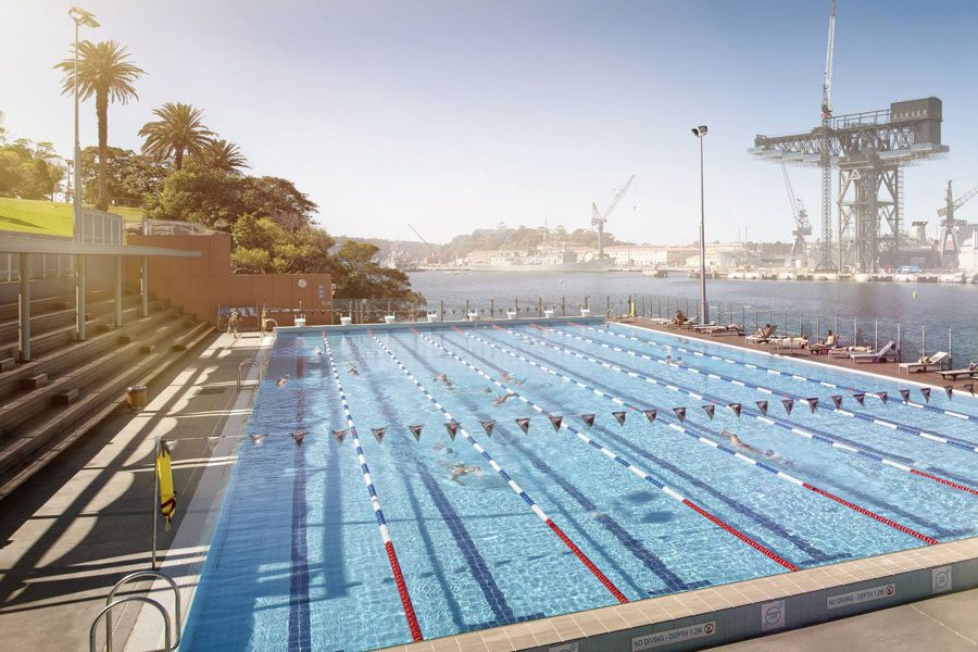 Where to workout Sydney CBD