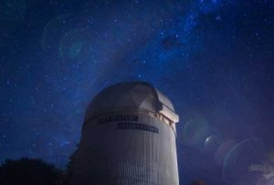 Where to see the stars in NSW