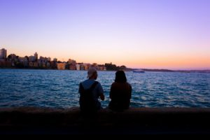 Sunset in Coogee