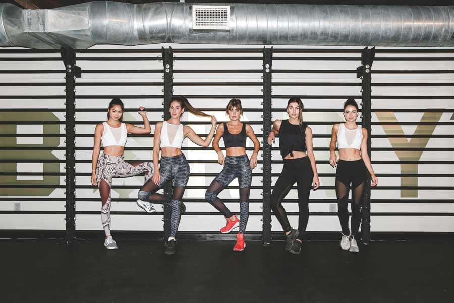 Where to workout in Sydney