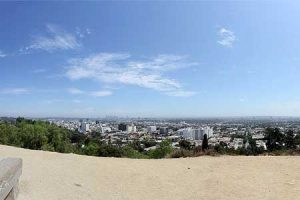 Los Angeles Running trails