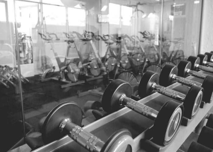 WHAT IT FEELS LIKE TO TRAIN AT AN ALTITUDE GYM