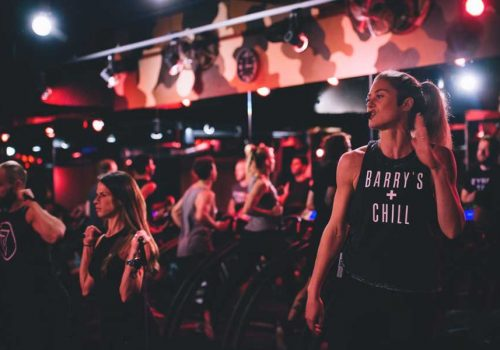 5 REASONS YOU'LL FALL IN LOVE WITH BARRY'S BOOTCAMP
