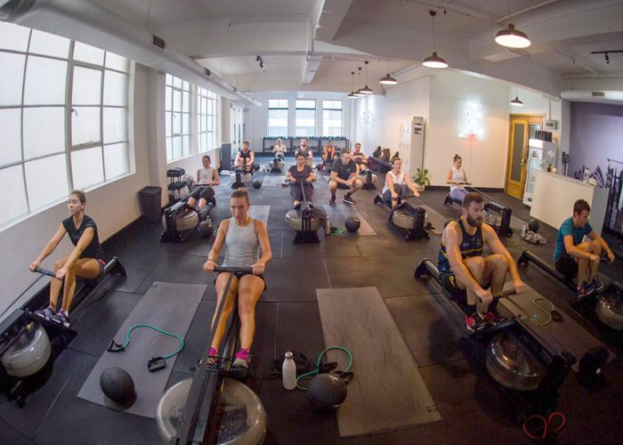 WHY INDOOR ROWING IS THE CULT WORKOUT YOU NEED