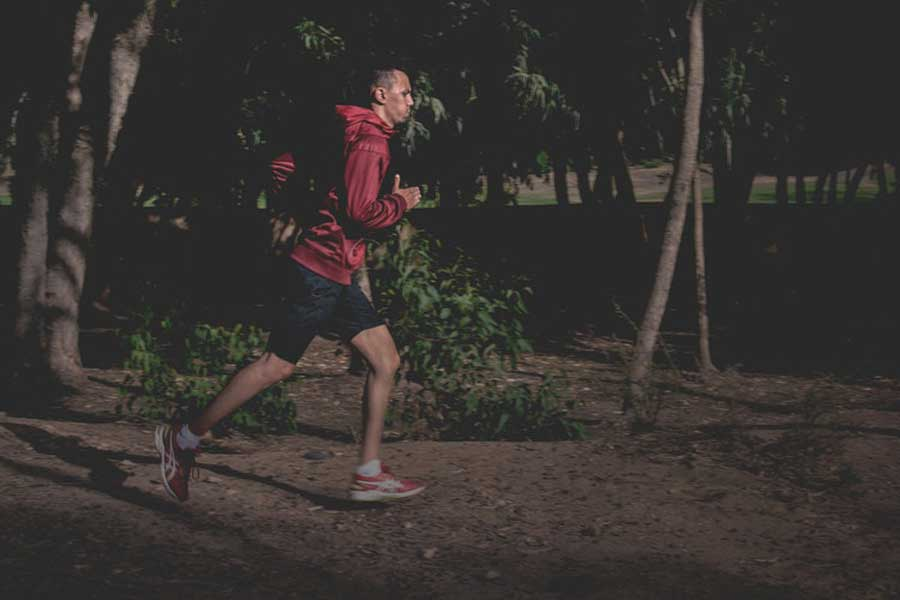 Taking your running to the next level