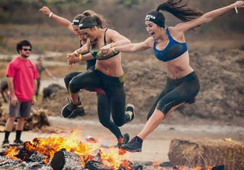 FIVE REASONS YOU'LL ABSOLUTELY LOVE THE SPARTAN RACE