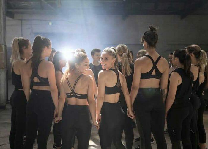 SYDNEY'S FIVE BEST WORKOUTS FOR WOMEN