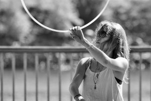 Hula hoop fitness in Sydney