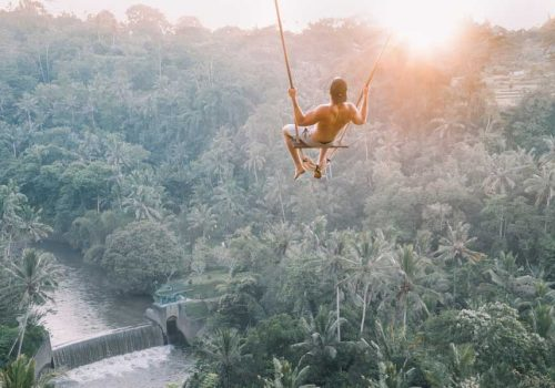 ITCHY FEET? HERE'S WHERE YOU SHOULD TRAVEL IN 2019