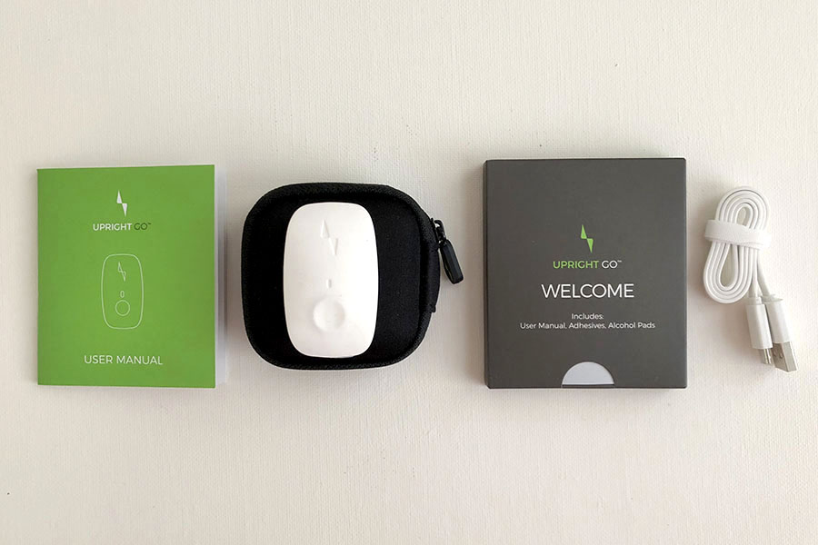 WIN! AN UPRIGHT GO POSTURE TRAINER WORTH $119.95