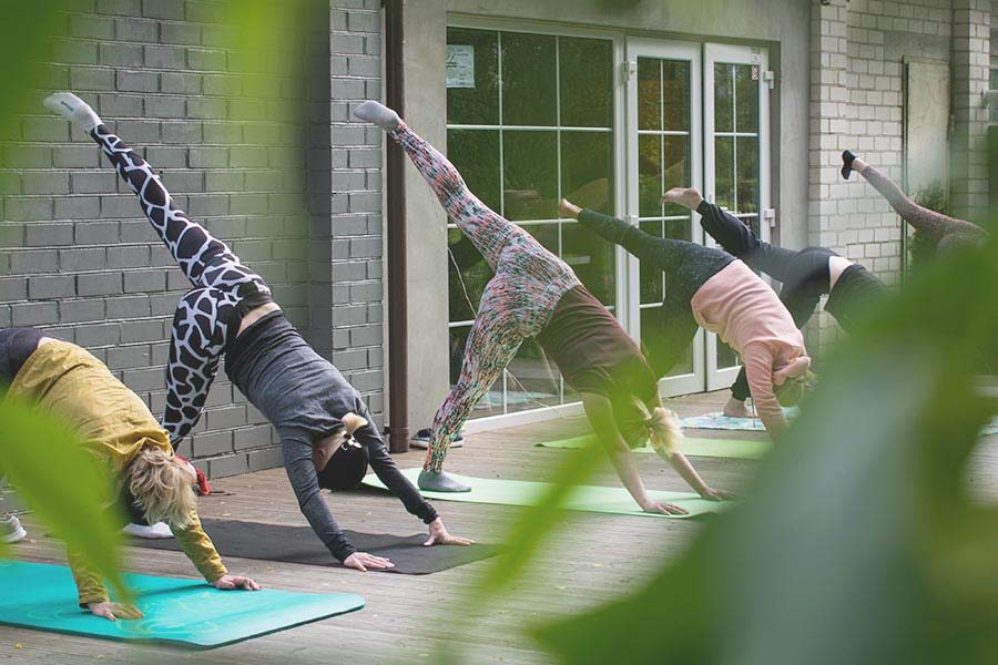 W1ll Human Kind Project yoga