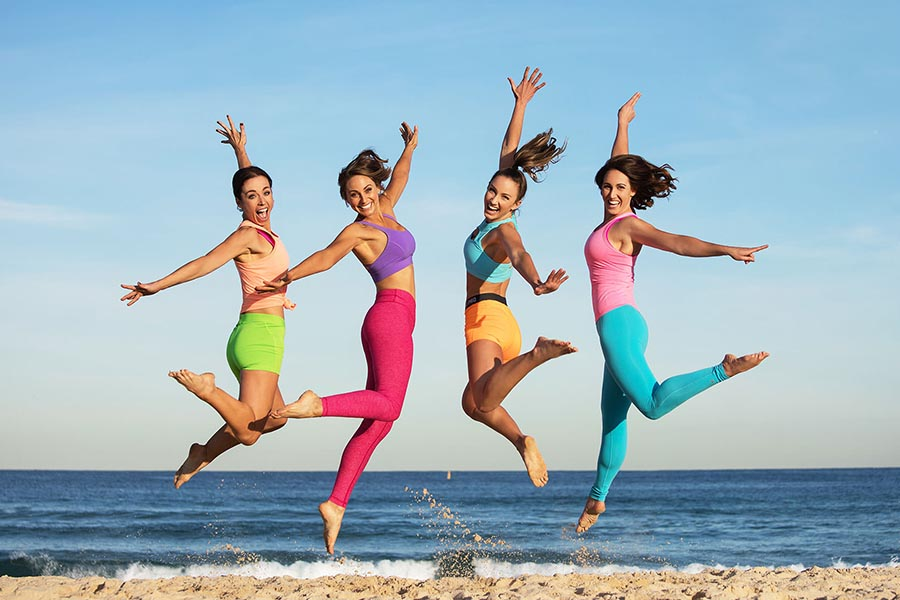 WE TRIED A CLASS AT BUF GIRLS BONDI AND WE'RE IN LOVE!